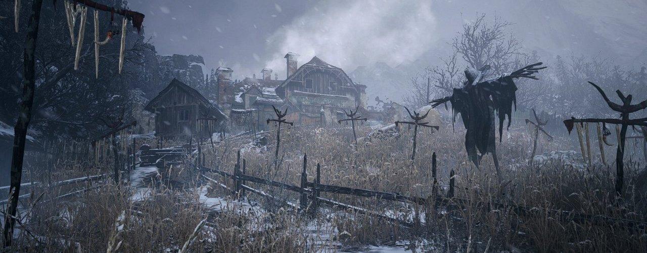 Проблемы с игрой Resident Evil 8: Village